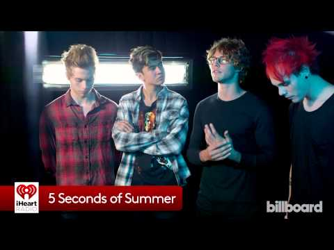 5 Seconds of Summer: Writing for Their New Album