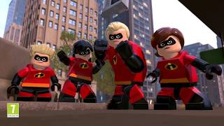 Official LEGO® Disney•Pixar's The Incredibles Launch Trailer