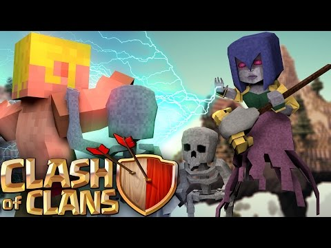 "Minecraft | Clash of Clans Nations 2.0 – Ep 7! ""GOLD MINES"""
