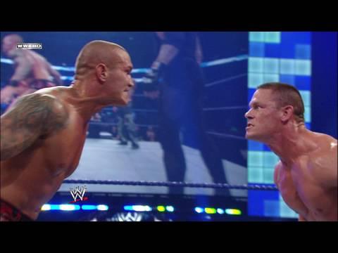 Undertaker, DX, John Cena vs. Legacy, Randy Orton, CM Punk (видео)