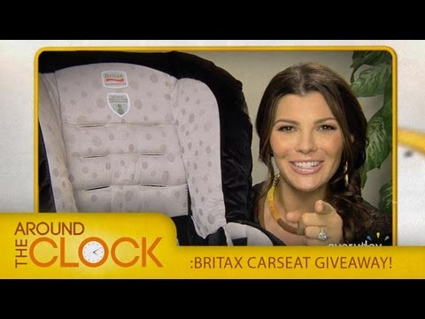 Britax Carseat Giveaway! I Around the Clock I Everyday Health