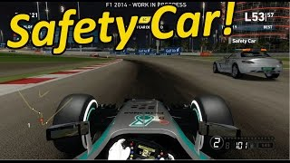 F1 2014 Gameplay: Bahrain Grand Prix Driving as Lewis Hamilton for Mercedes w/ Safety Car! Follow me on Twitter...