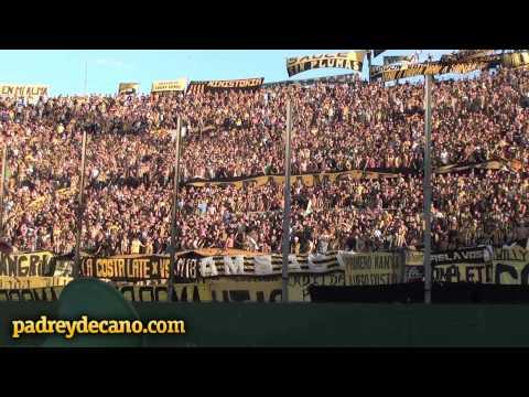 Carbonero, no importa dónde juegues voy a todos lados   Apertura 2012 vs Defensor - Barra Amsterdam - Peñarol