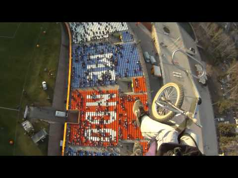 Video promocional del Estadio Islas Malvinas