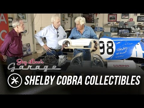 Shelby Cobra Collectibles – Jay Leno's Garage