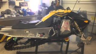 8. 2008 Ski-Doo 500ss First Start Up