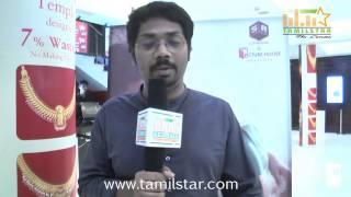 Sean Roldan Speaks at Sathuranga Vettai Audio Launch