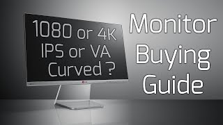 Monitor Buying Guide In Hindi - What You Should Choose !