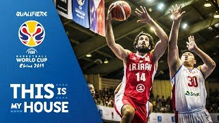 Iran v Philippines - Highlights - FIBA Basketball World Cup 2019 - Asian Qualifiers