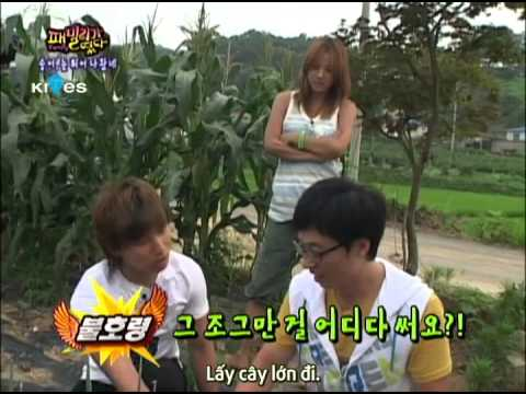 Family Outing Ep 07 {Big Bang G-Dragon, Shin Sung Rok}