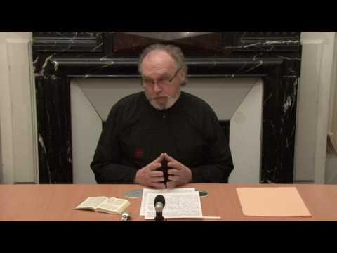 CDS Paris, 23 février 2017: Gérard Reynaud - Nouveau Testament, niveau 3