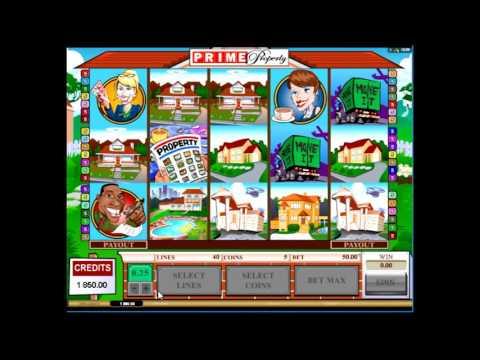 Обзор игрового аппарата Элитная недвижимость (prime property)  - бонусы, отзывы, характеристики