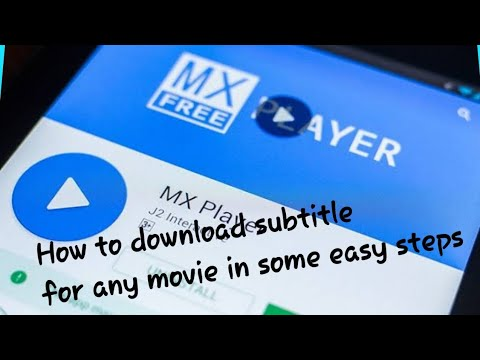 How to download subtitles for any movie in some easy steps