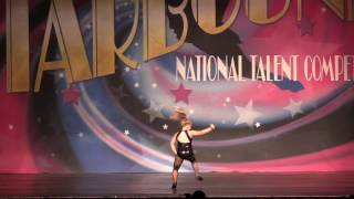 Kristina Cochran Starbound Dance Competition Solo Junior Division Age 9 Choreographed by Cori Heckman-Moody.
