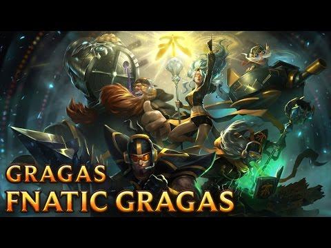 Fnatic Gragas