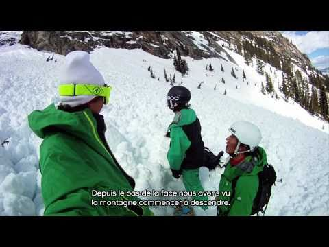 Xavier de Le Rue et Jeremy Jones going FURTHER in Jackson Hole-- TimeLine S01E08