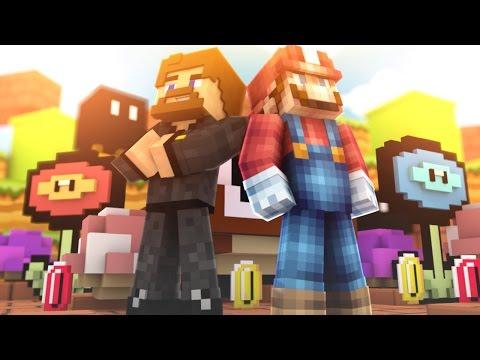 Я РАСКРЫЛ СЕКРЕТ СУПЕР МАРИО - Minecraft MARIO PARTY (видео)
