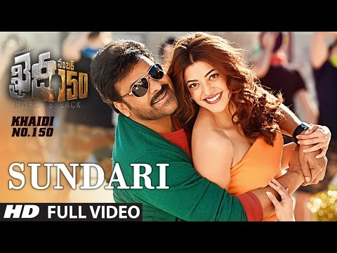 "Sundari Video Song | ""Khaidi No 150"" 