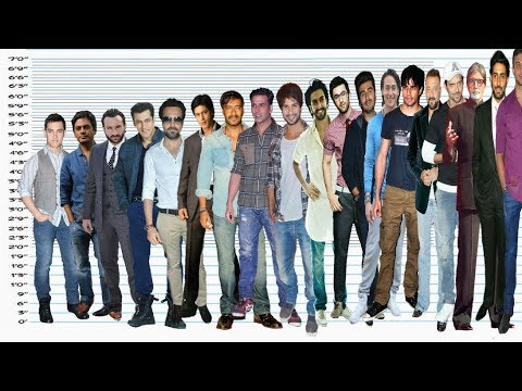 Video Bollywood Actors Height Comparison | Shortest vs Tallest download in MP3, 3GP, MP4, WEBM, AVI, FLV January 2017