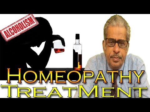 Alcoholism in Hindi - Discussion and Treatment in Homeopathy by Dr P.S. Tiwari