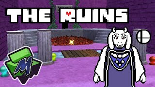 PM Stage – The Ruins (Undertale)