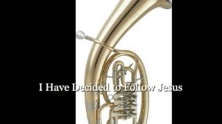 Video I Have Decided to Follow Jesus (Brass Band) MP3, 3GP, MP4, WEBM, AVI, FLV Maret 2019