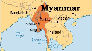 Muse Myanmar  City new picture : China border, Bomb Kills 2 Police in Myanmar
