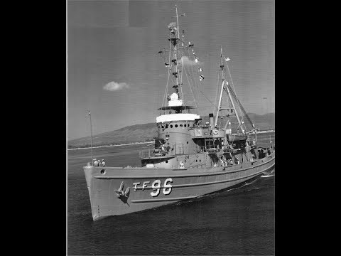 USNM Interview of Arthur Holstein Part Three Memories of the USS Abnaki AFT 96