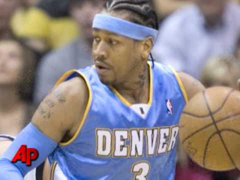 Iverson Headlines Blockbuster NBA Trade