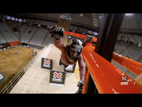 GoPro: BMX Big Air with Steve McCann - Summer X Games 2013 Barcelona_Best extremsport videos