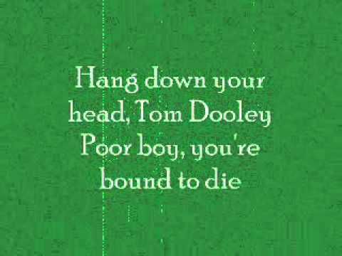 The Kingston Trio - Tom Dooley - 1958