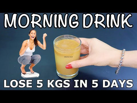 Morning Weight Loss Drink | Lose 5 Kgs In 5 Days | Cumin Seeds/ Jeera Water For Weight Loss