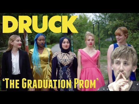 DRUCK (SKAM Germany) - 'The Graduation Prom' Special Episode Reaction