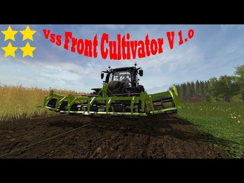 Vss Front Cultivator v1.0