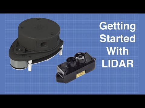 Getting Started with LIDAR