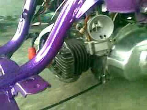 yamaha jog 50cc 24mm crubz power by: M AND I TRADING