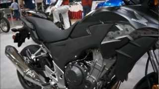 4. 2013 HONDA CB500X