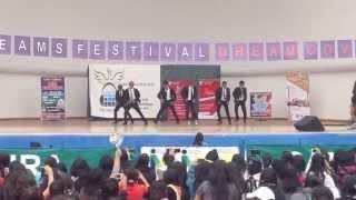 Video Free Kiss (COVER) C-CLOWN - Far away... Young love & Shaking Heart - K.Dreams Festival - Peru MP3, 3GP, MP4, WEBM, AVI, FLV Desember 2017