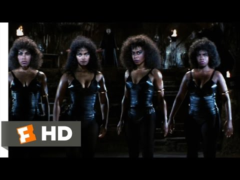 Operation Condor 2 (6/8) Movie CLIP - Four Female Assassins (1986) HD