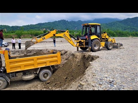 Video JCB Working on Different Places - JCB VIDEO download in MP3, 3GP, MP4, WEBM, AVI, FLV January 2017