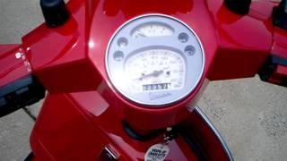 7. 2005 Vespa PX150