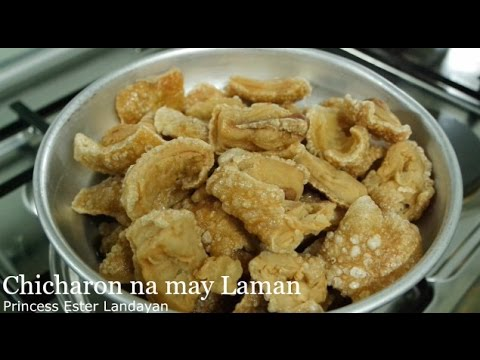 How to Make Chicharon Part 2 - Chicharon na May Laman