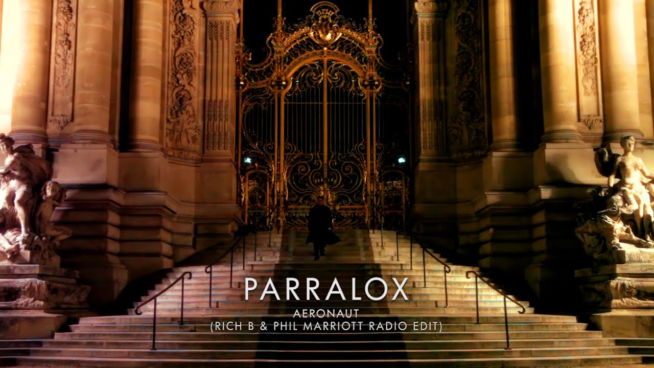 Parralox - Aeronaut (Rich B & Phil Marriott Remix) (Music Video)