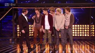 One Direction - The X Factor 2010 Live Final - Torn (Full) HD