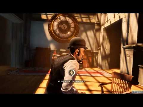 геймплей BioShock Infinite (CD-Key, Steam, Region Free)