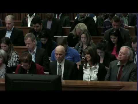 Oscar Pistorius Trial: 20 May 2014