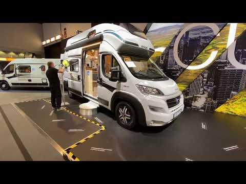 Knaus BoxStar Lifetime XL | Roomtour | Caravan Salon 2020 видео