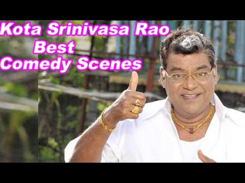 Kota Srinivasa Rao Comedy Scenes || ‪Back To Back Best‬ ‪Comedy Scenes