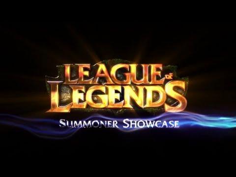 [LoL] Summoner Showcase #78 - Rus