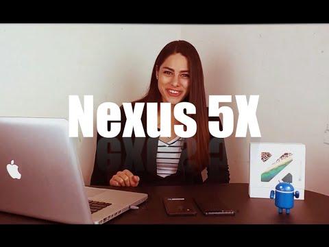 Nuevo Nexus 5X en México
